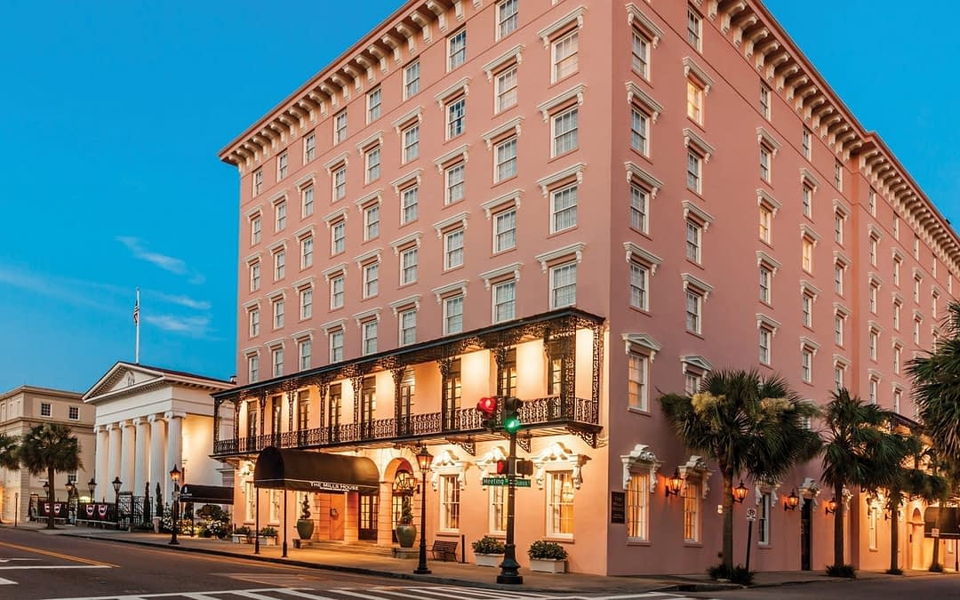 Wyndham The Mills House Wyndham Grand Hotel