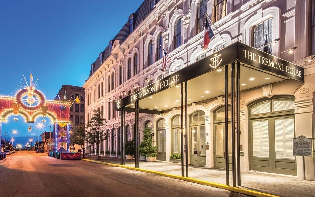 Wyndham The Tremont House – A Wyndham Grand Hotel