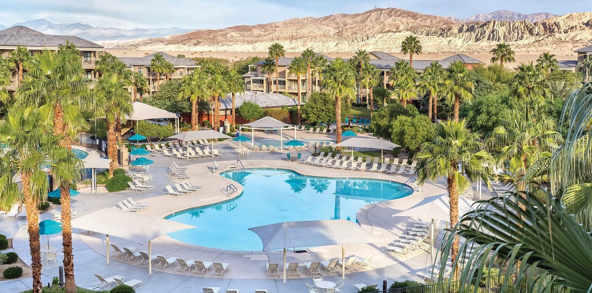 Wyndham Indio Resort Palm Springs Ca Indio Timeshare Rentals